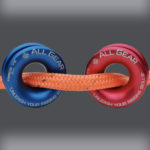 3:4 Bull Rope with Lg 1-1:2 Low Friction Rings