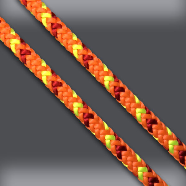 12 Strand Rope - Rigging & Climbing Line - Forestry Pro Glo