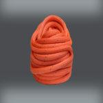 Orange Bull rope