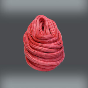 5/8 inch bull rope red