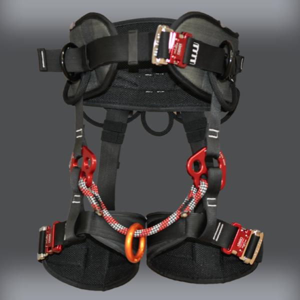 Saddle w: rig plate