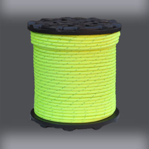 Neon Bull Rope - 7/16 in husky bull rope