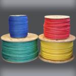 12-strand 100% Polyester 600′ reels