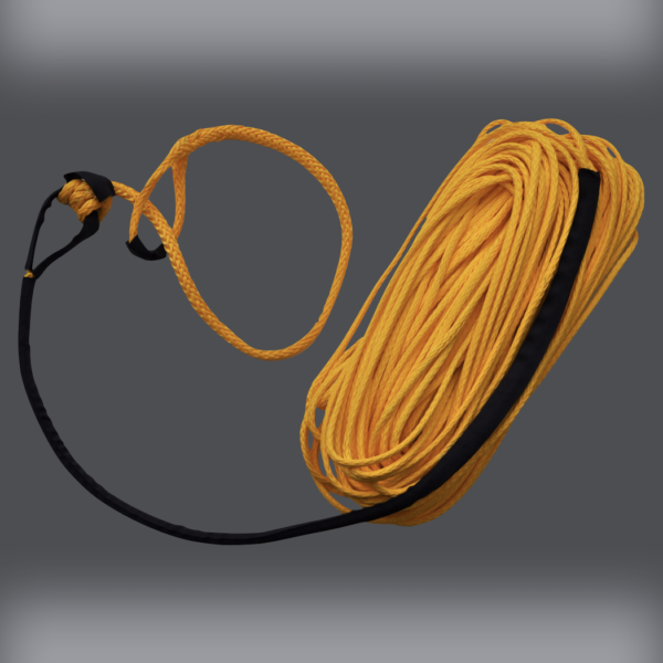 Chipper Winch Rope with Extension 2