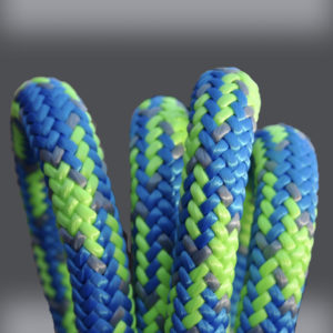 Blue Craze II 11.8mm Rope for Professional Climbers - Tree Climbing Rope