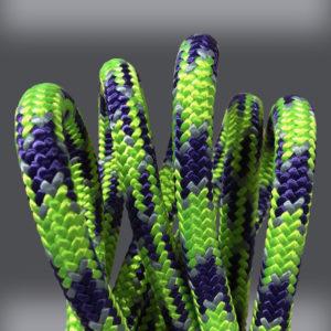 Mardi Gras 24-Strand 11.8mm Arborist Rope - EngRope.com