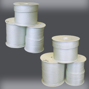 Pole Saw Cord - white reels
