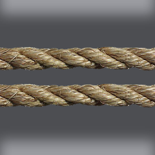 Manilla Rope - 3-Strand Twisted