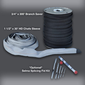 Dynamic Cabling System Kit - Branch Saver Kit 2 w: splicing fids