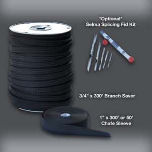 Dynamic Cable Kit - Branch Saver Kit 3 w: splicing fids