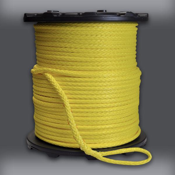 Swift Chipper Line :Winch Rope Yellow Spool 2