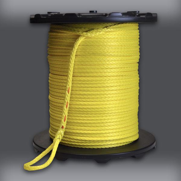 Swift Chipper Line :Winch Rope Yellow Spool